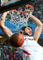 Kostas Papanikolaou, Olympiacos - Euroleague Final 2012